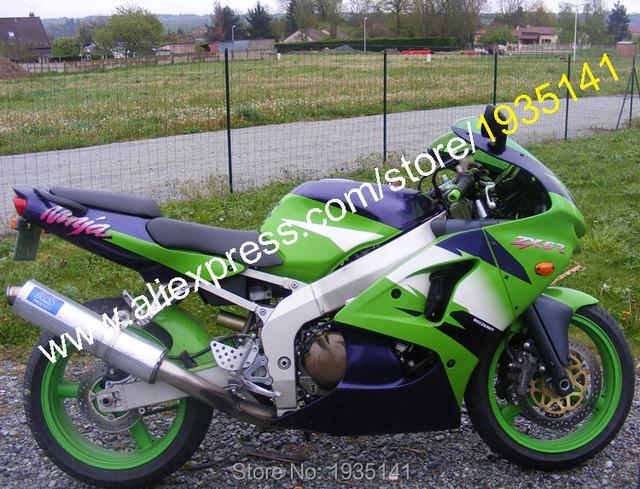 Hot SalesSportsbike Fairing For Kawasaki Ninja ZX6R ZX 6R 98 99 ZX