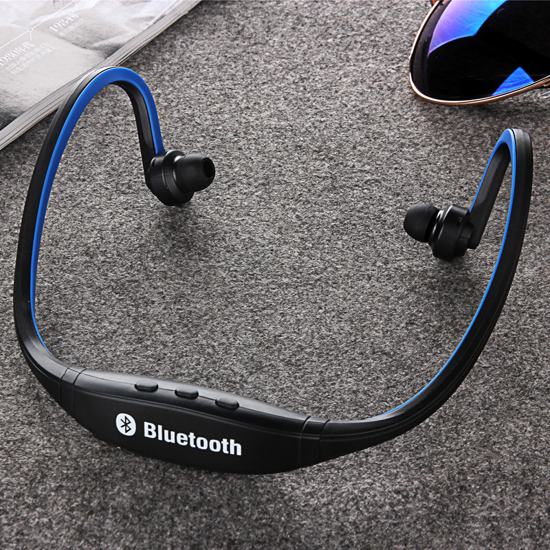Hot Sale Sports Bluetooth Earphone S9 Wirless Handfree Auriculares Bluetooth Headphones For iphone Huawei XiaoMi Mobile