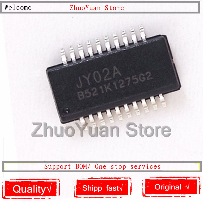 1PCS/lot JY02A JY02 SSOP-20 IC Chip New Original In Stock