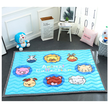 high quality Thicken Infant creeping skid-proof cartoon Carpet Four Seasons baby Living Room Bedroom game mat carpet