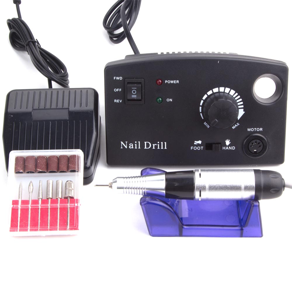 35000RPM Professional Electric Nail Drill Ceramic Cutter Manicure Machine Set Milling For Sterilizer Pedicure Nail File Tools35000RPM Professional Electric Nail Drill Ceramic Cutter Manicure Machine Set Milling For Sterilizer Pedicure Nail File Tools