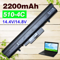 4 Cells 2600mAh Laptop Battery For Hp 510 530 440264 ABC 440265 ABC 440266 ABC 440704