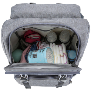 Image 3 - Wet Usb Mummy Maternity Baby Diaper Bag Bags Backpack Organizer For Mummy Mother Maternity Baby Bags For Mom Stroller Diaper Bag
