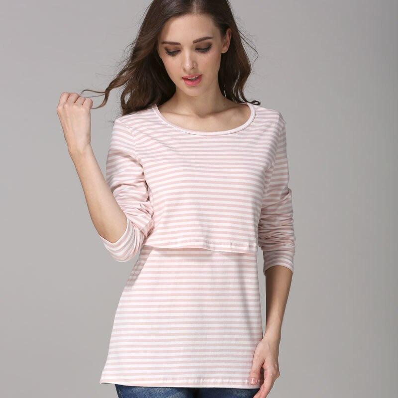 863fb18dd6bfb Maternity Clothes Maternity Tops/ t shirt Breastfeeding shirt ...