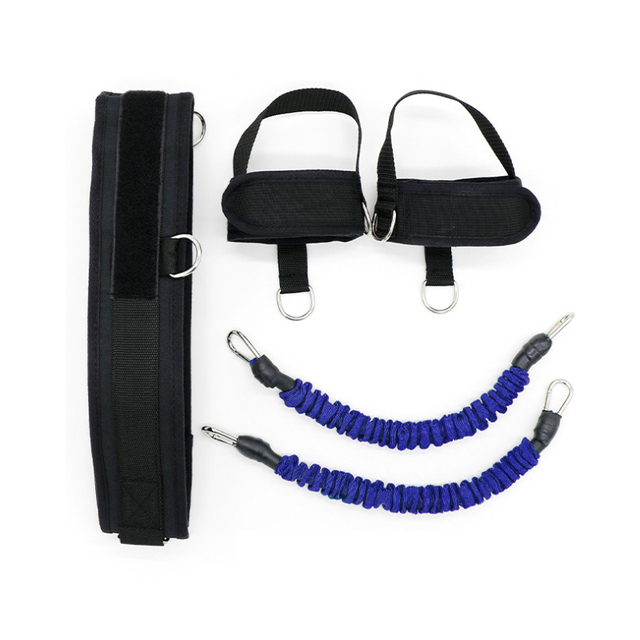 Leg Strength and Agility Training Strap with Case
