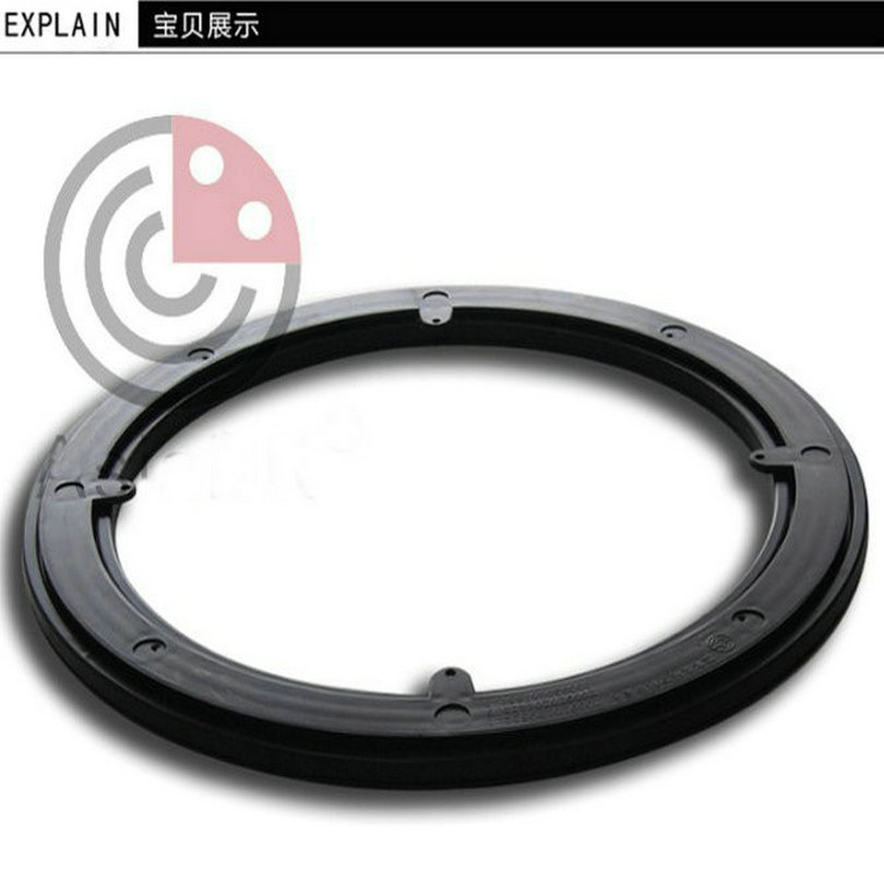 Furniture Rotation Out Dia150MM (6 Inch) ABS+PC Plastic Turntable, - Furniture - Photo 1