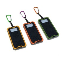 Carregador para Apple 12000 Mah Solar Power Bank Generic Cell Shock-proof Bateria Externa Samsung Htc LG T0.11