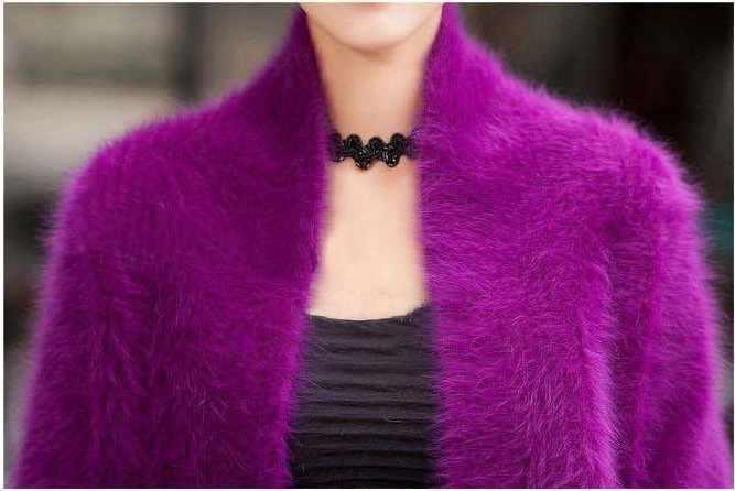 2019 neue Echt Nerz Kaschmir Pullover Frauen Reine Farbe Nerz Kaschmir Strickjacke Winter Nerz Kaschmir Kühlen Mantel 100% Pelz Westen