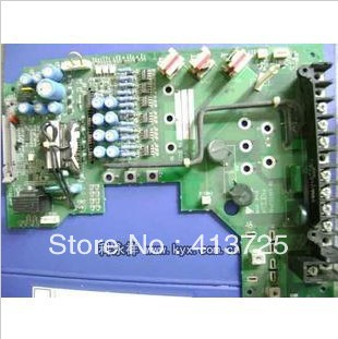 Second-hand yaskawa inverter F7-15 kw series 380 v power driver board ETP617165 / ETP617164 yaskawa ac servo motor sgm a5a3nt14 second hand looks like new tested working
