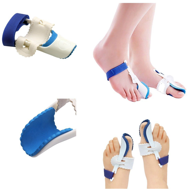 Bunion Device Hallux Valgus Orthopedic Braces Toe Correction Night Foot Care Corrector Thumb Goodnight Daily Big Bone