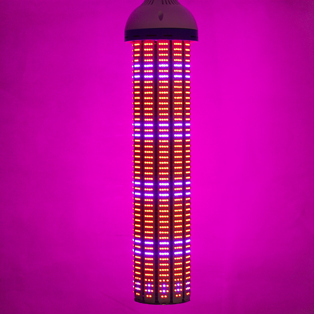 LED Grow Light 230W 2354pcs SMD3528 2032Red:322Blue E27 E40 Plant Lamp Best For Hydroponics Vegetables and Flowering Plant