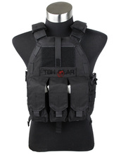 TMC 94K M4 Pouch Tactical Plate Carrier 500 Cordura Tactical Vest Free shipping SKU12050528