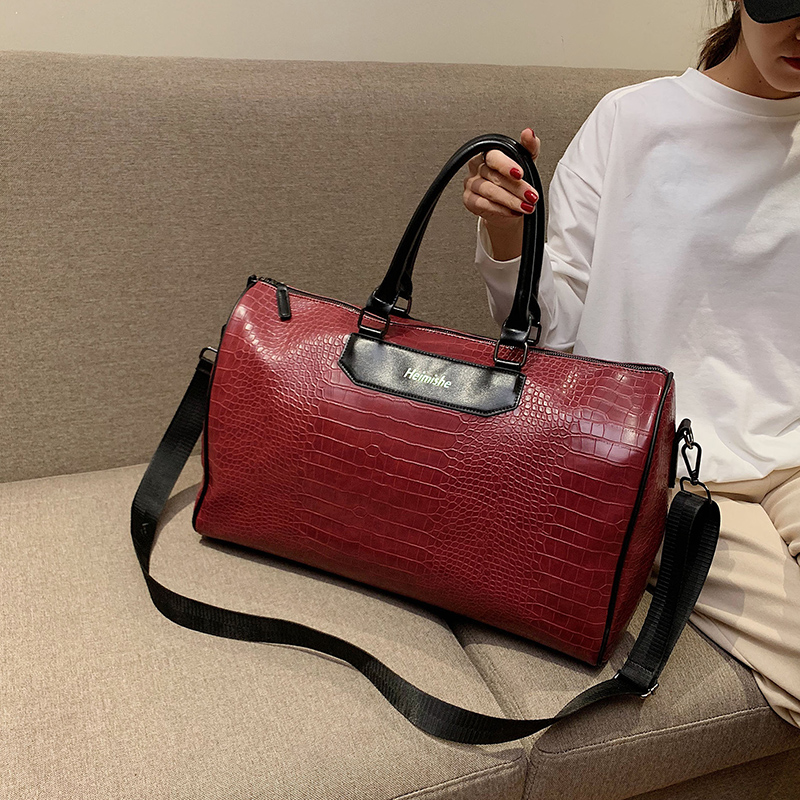 Luggage & Travel Bags Travel Bags Hylhexyr Travel Tote Luggage Bags Casual Men Duffle Bag Nylon Business Shoulder Bag Holiday Clothes Organizer Women Handbag Keep You Fit All The Time