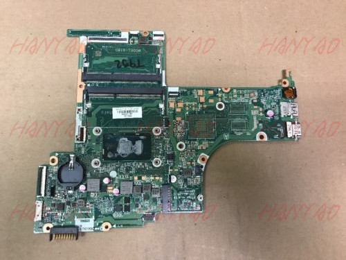 Laptop Accessories Ju Pin Yuan 836097-601 836097-001 X1bd Dax1bdmb6f0 For Hp Pavilion Notebook 15-ab 15t-ab 15-an Laptop Motherboard I5-6200u Cheap Sales Laptop Motherboard