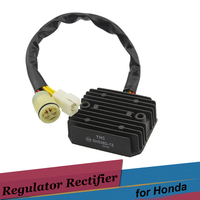 7 Wires 12v Motorcycle Regulator Rectifier for Honda XRV 750 P Y Africa Twin 1993~2003 2 plug Motor Voltage Rectifiers SH538D 13