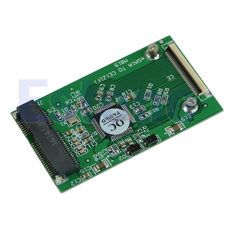 Mini PCI-E MSATA SSD To 40pin 1.8