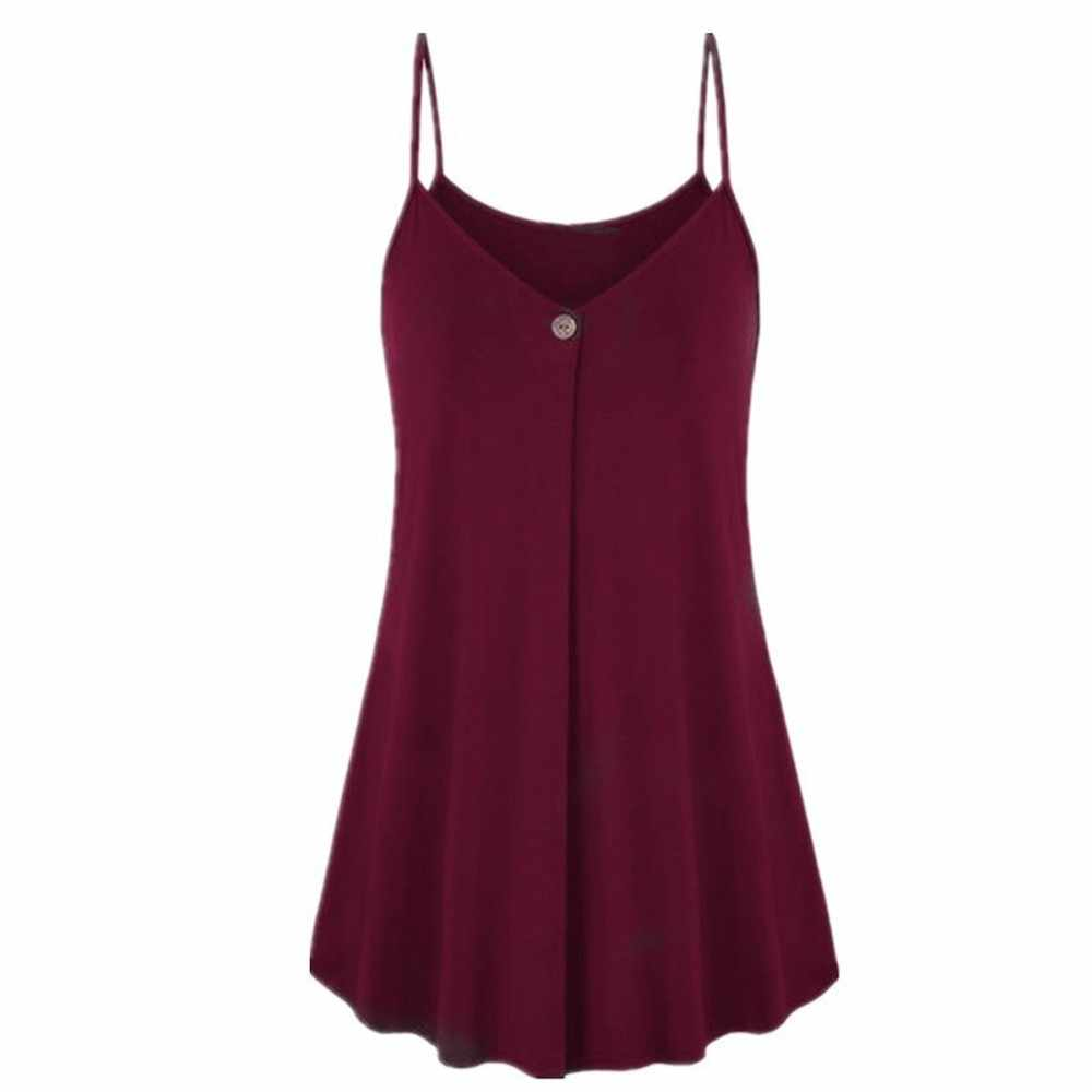 Summer 2019 Sexy Tank Top Women Streetwear Solid Tank Top Womens Clothing Gothic Clothes Party Tops For Women Chemise Femme