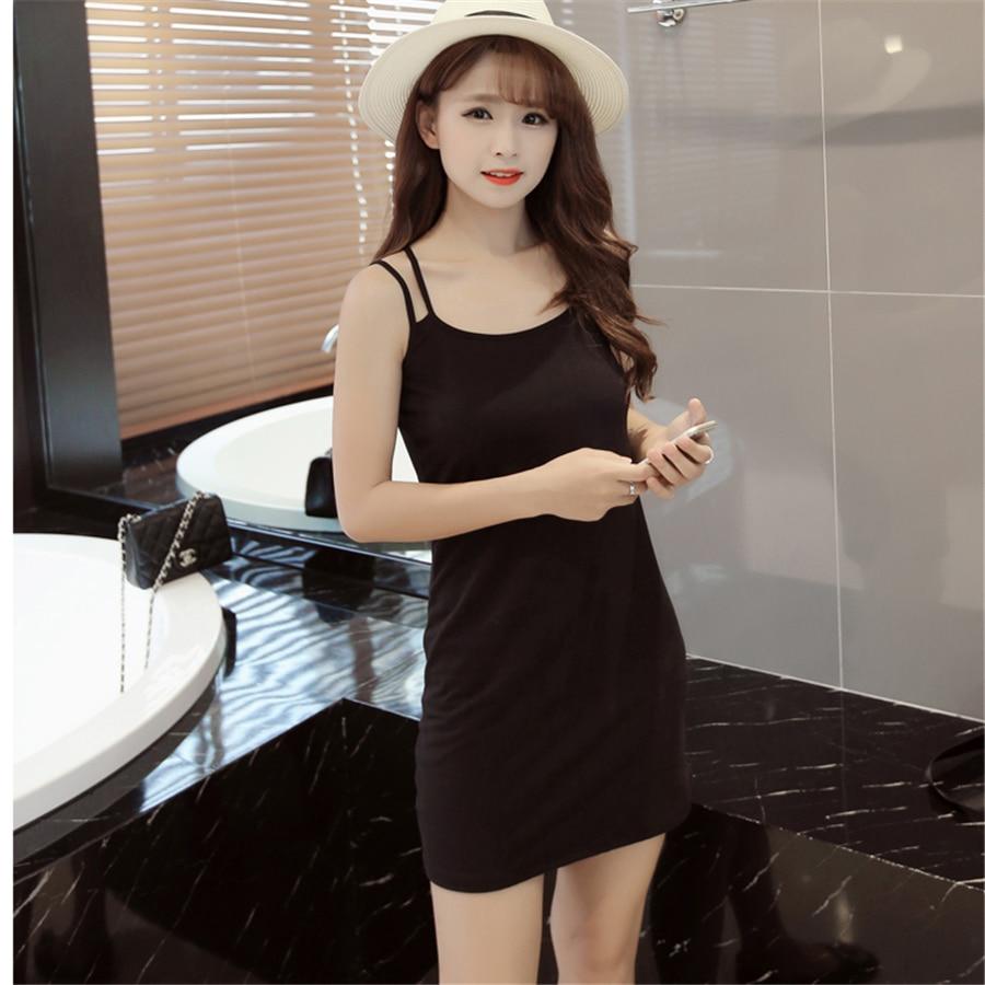 Black dress teenager - Value Baby Teenager Kids Girl Solid Dress Summer Sleeveless Girls Dresses For 10 11 12 13