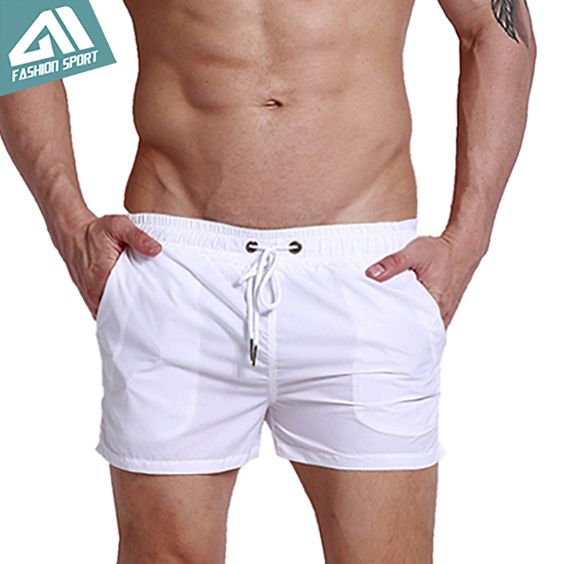 Men's Clothing Gailang Brand 2018 New Men Beach Shorts Trunks Mens Swimwear Swimsuits Short Bottoms Boardshorts Bermudas Masculina De Marca Products Are Sold Without Limitations