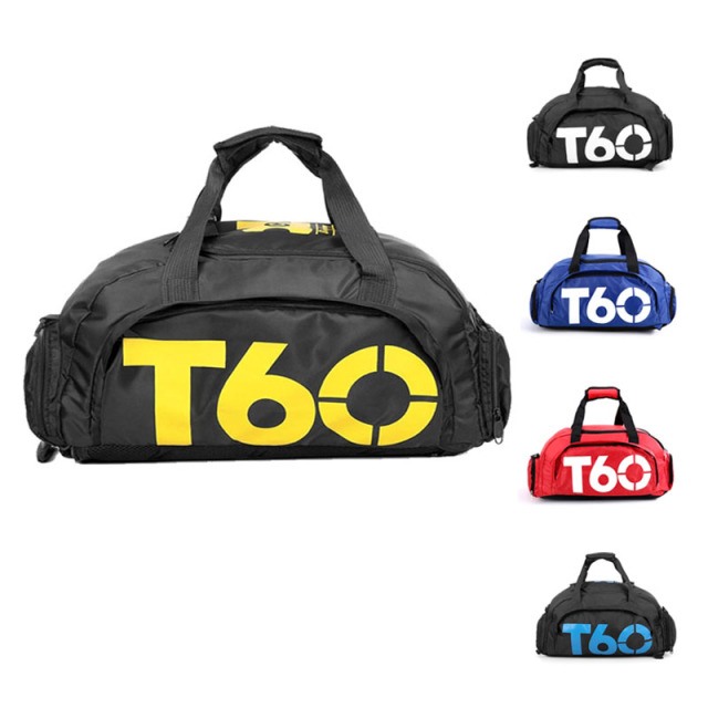 753e5e884 T60 Gym Sports Bags T90 Bag Basketball Multifunctional Travel Shoulder  Backpack Bag Independent Crossbody Training Soccer Bag