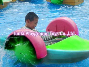 power boat water boat kids paddler boat