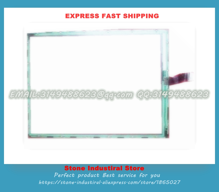 New n010-0550-t621 Touch Screen Touch glass N010-0550-T621 Perfect Quality new xbtg5230 touch screen touch glass pa n el
