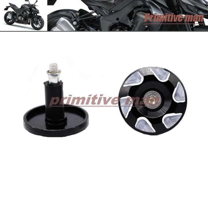Para accesorios de la motocicleta kawasaki z1000 2014-2015 marco agujero tapa ne
