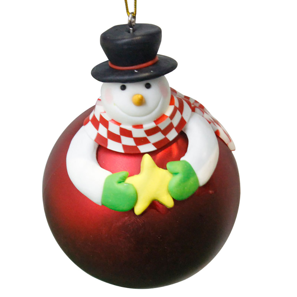 Old Man Christmas Gifts: Merry Christmas Tree Decoration Balls Ornament Festival