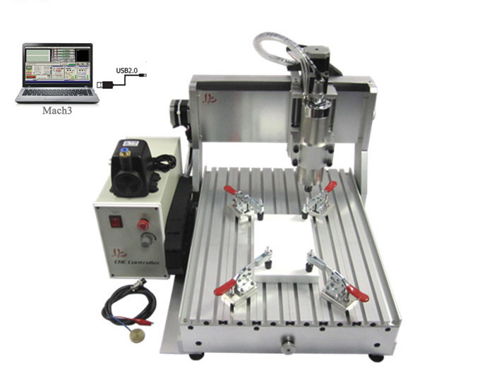 Free shipping! price CNC router LY3040Z-VFD1500W 3axis cnc lathe cnc engraving machine for wood carving and milling 900 600mm cnc router machine 5 axis cnc machine price