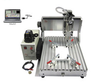 Free shipping! price CNC router LY3040Z-VFD1500W 3axis cnc lathe cnc engraving machine for wood carving and milling