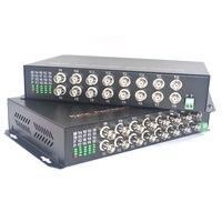 JYTTEK многомодовый оптоволоконный 2 км видео оптический удлинитель приемник передатчик для видеонаблюдения
