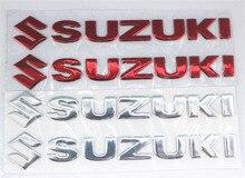 Мотоцикл 3d R логотип наклейки эмблема для Suzuki Gsxr600 Gsxr750 Gsxr1000 Gsx-r