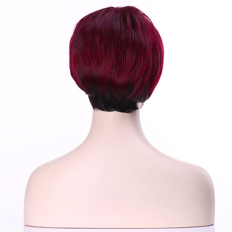 Image 5 - HAIRJOY Women Synthetic Hair Wig Short Straight  Wigs 10 Colors Availablewigs free shippingwig shortwig wig -