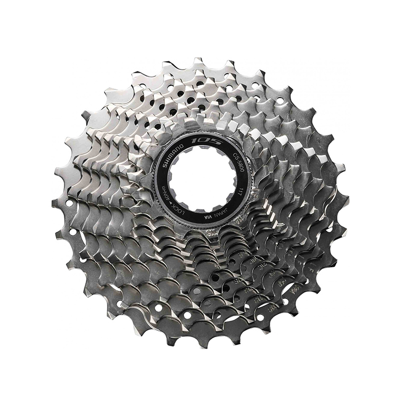 SHIMANO 105 CS 5800 Road Bike 11S Speed Cassette 12-25T 11-28T Bicycle Freewheel