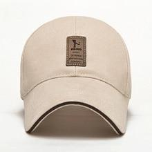 2016 New Men's Summer Polo Baseball Cap Caps Cotton Casual Adjustable Hat