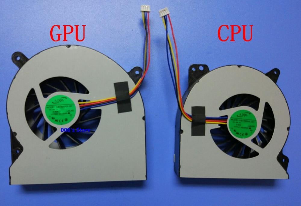 New for Asus ROG G750JX G750GS G750JW G750JW-DB71 G750JW-BBI7N05 GPU cooling fan