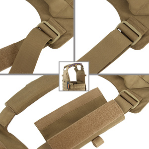 Image 5 - EXCELLENT ELITE SPANKER Outdoor Hunting 6094 Vests Tactical Vest Suit Military Men Clothes Army CS  Equipment Accessories