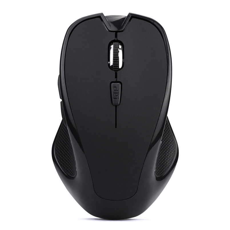 Wireless Mouse Mini Portable 2.4GHz 2400 DPI Wireless Optical Mouse Mice + USB Receiver for PC Laptop MAC 3B30