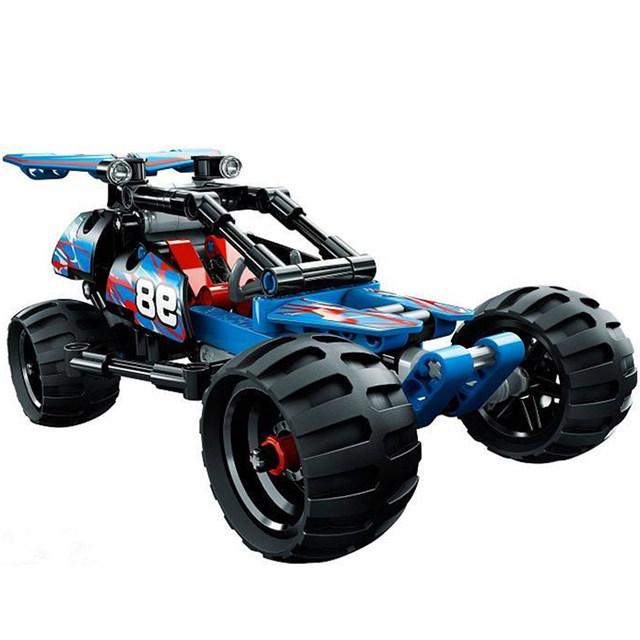 Online Shop Compatible With Lego 42010 42011 Decool 3411 3412