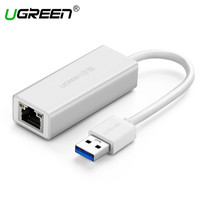 Ugreen USB 3 0 To RJ45 Gigabit Lan Network Ethernet Adapter Card For Mac OS Android