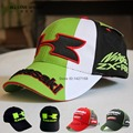 Cool Blue green Motorcycle F1 Racing embroideried kawasaki cap Hat MOTOGP baseball cap dad hat adjustable bone  Casquette