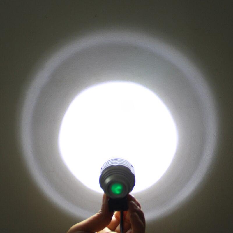Бригхт 2500лм КСМ-Т6 ЛЕД Лампа Лампа - Вожња бициклом - Фотографија 6
