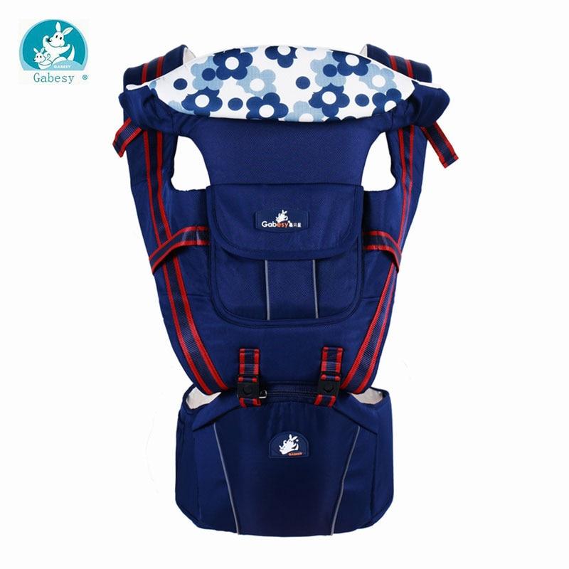 Gabesy multifunction baby carrier children wrap four seasons kid sling kangaroo baby care child backpack 1601