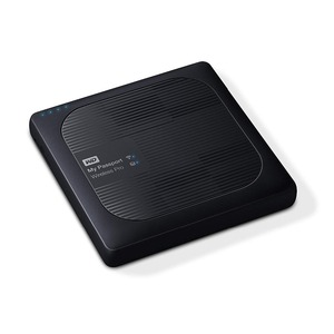 Image 3 - Western Digital WD 2TB 3TB 4TB My Passport Wireless Pro Portable External Hard Drive   WiFi USB 3.0  battery (up to 10 hours)