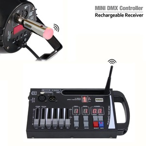 Image 2 - NEW DMX Wireless Transmitter Receiver LED controller Laser Light Controller very convenience for moving stage