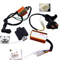 ATV Racing CDI Ignition Coil Regulator Rectifier Solenoid Relay 50cc 70cc 90cc 110cc 125cc Quad Free Shipping