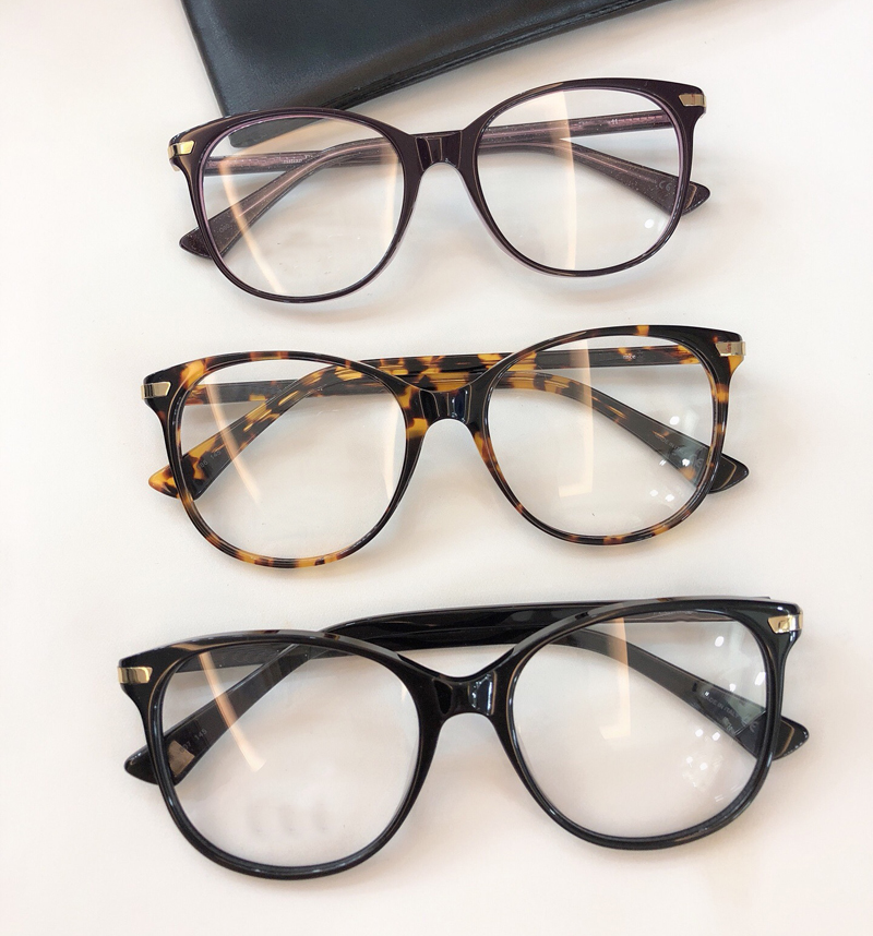New York Eyeglasses Prescription Eyeglasses Frames Women Fashion Reading Glasses Computer Optical Frame With Original Box image