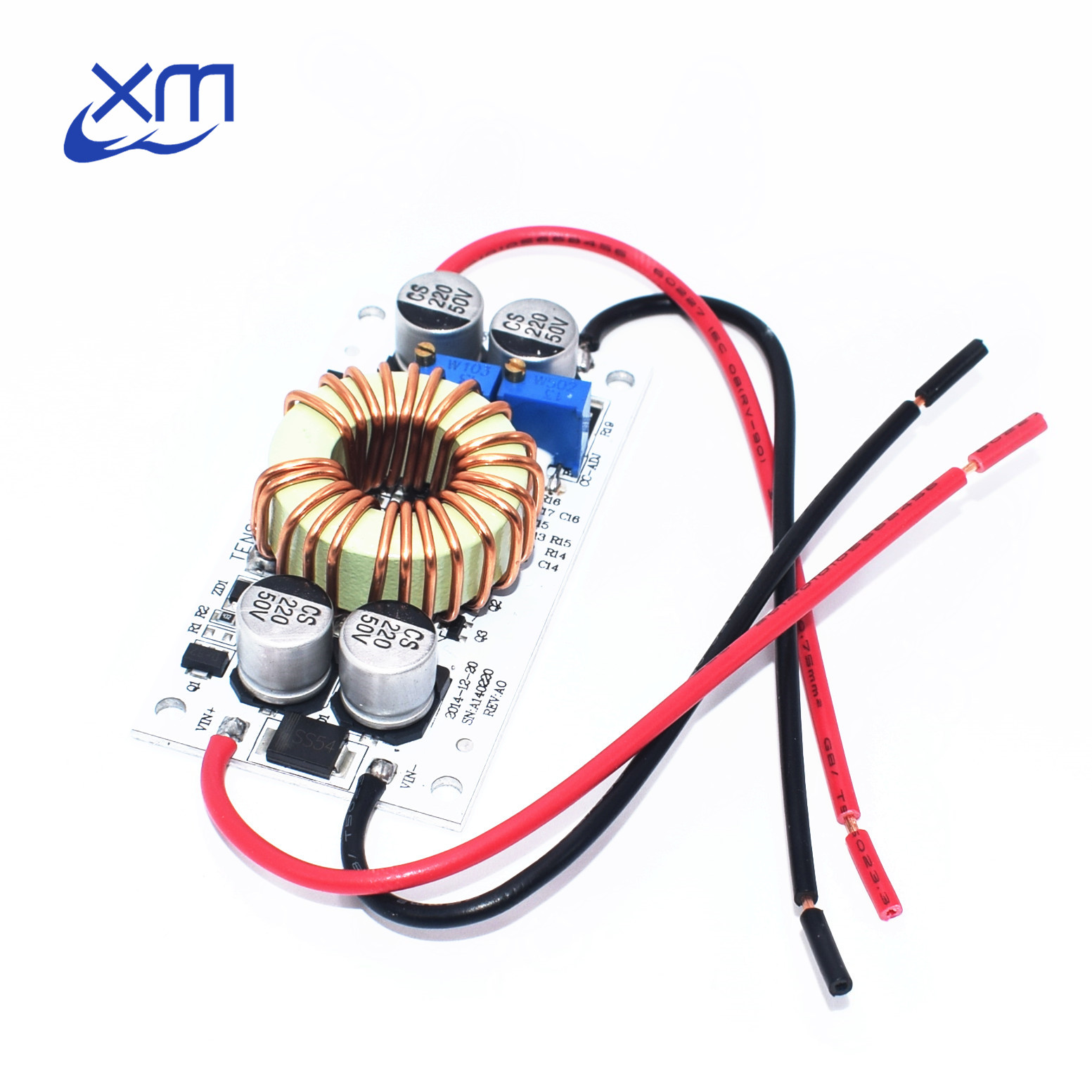 10pcs DC-DC boost converter Constant Current Mobile Power supply 10A 250W LED Driver