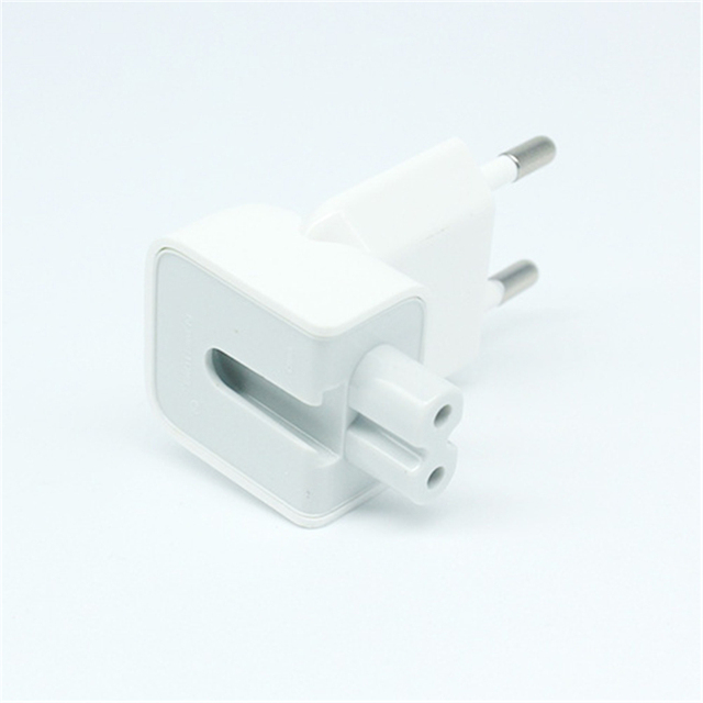 Detachable Charging Duck Head Wall AC EU Power Plug Converter Travel Charger Adapter for Apple iPad iphone Macbook Usb Charger