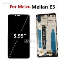 For Meizu E3 lcd Full LCD Display with touch Screen Digitizer Assembly repair parts For Meizu Meilan E3 LCD M851H /M851M/ M851Q best working mx3 lcd display touch screen digitizer assembly for meizu mx3 smart phone spare parts white